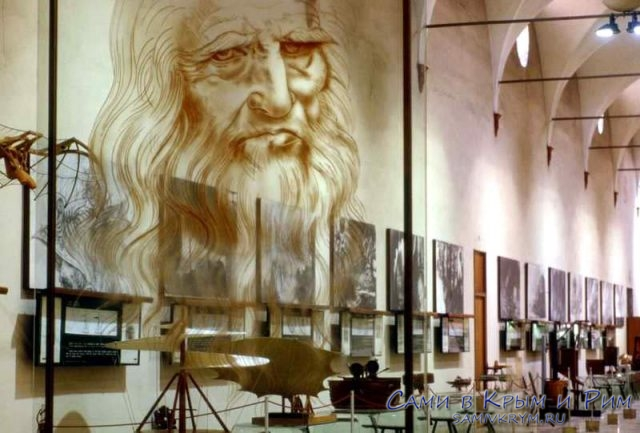Museo-da-Vinci