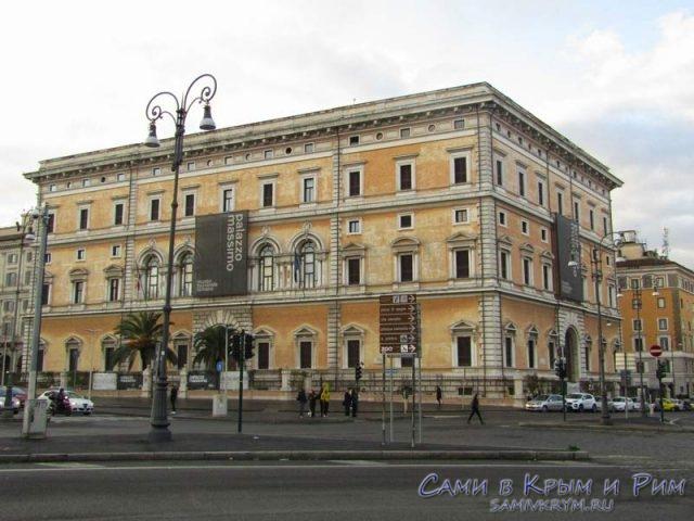 Музей скульптуры в Палаццо Массимо