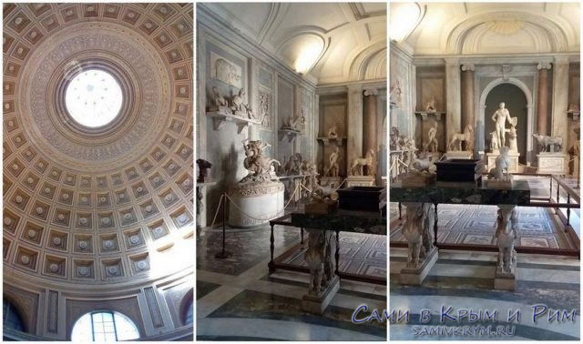Скульптура-Ватикана