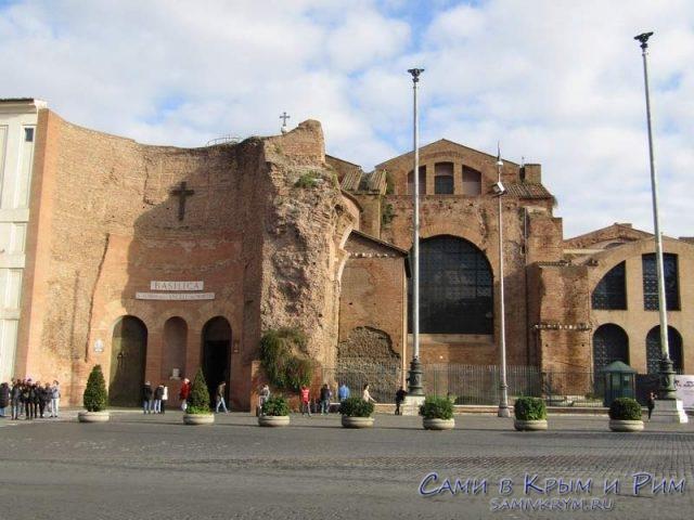 Церковь Санта Мария делла Анджели