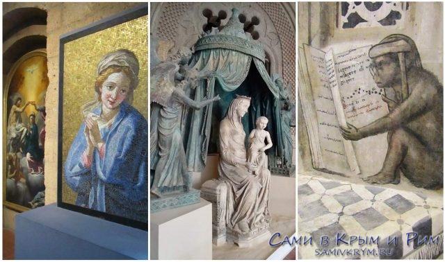 Коллекция-музея-при-соборе
