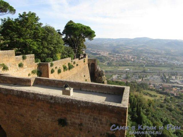 Крепость Альборноза