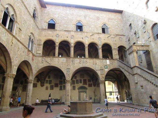 Палаццо Барджелло лучший музей скульптуры