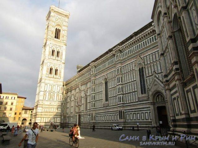 Собор Святой Марии и Башня Джотто