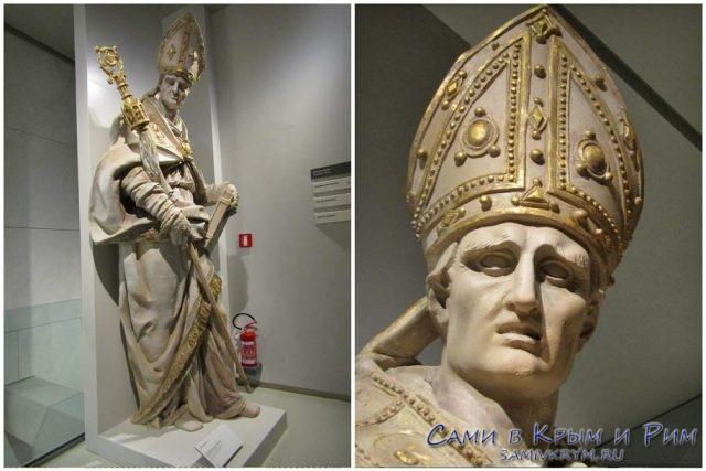 Статуи-с-фасада-собора