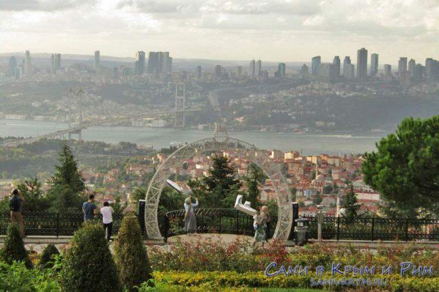 Вид-на-1-й-Босфорский-мост