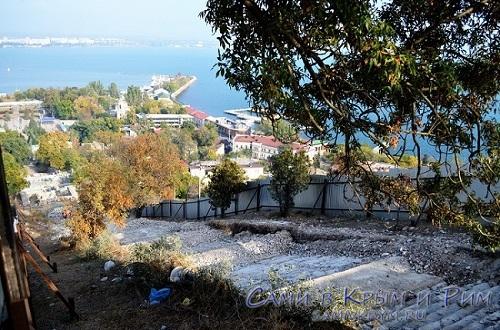 Долгая реконструкция и тайны Митридатской лестницы в Керчи