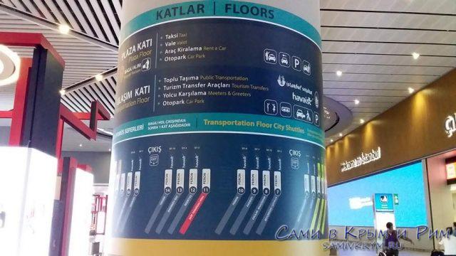 Выходы-из-аэропорта-Стамбула