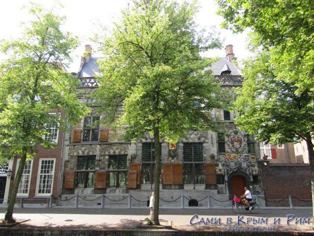 Голландская архитектура