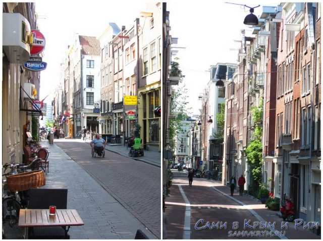 Симпатичные-улочки-Амстердама