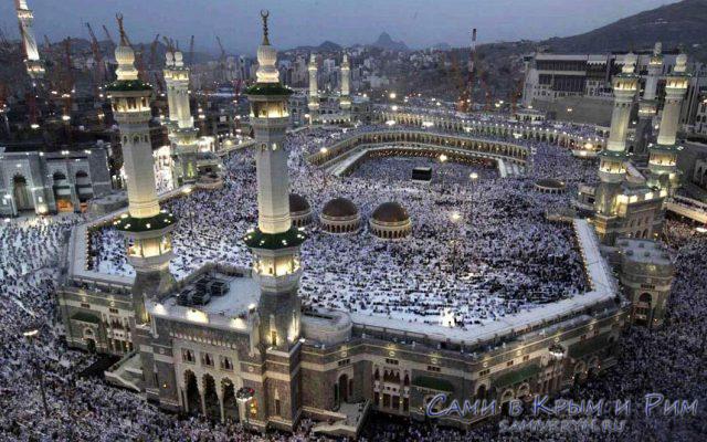 Мечеть-в-Мекке