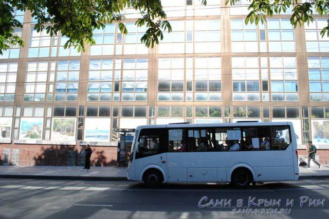 Транспорт в Севастополе