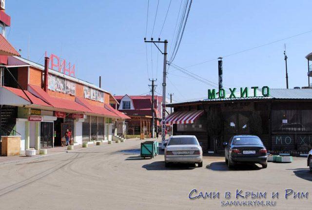 Кафе и магазины Николаевки