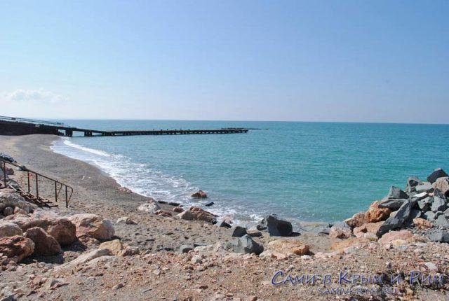 Пляж-Николаевка