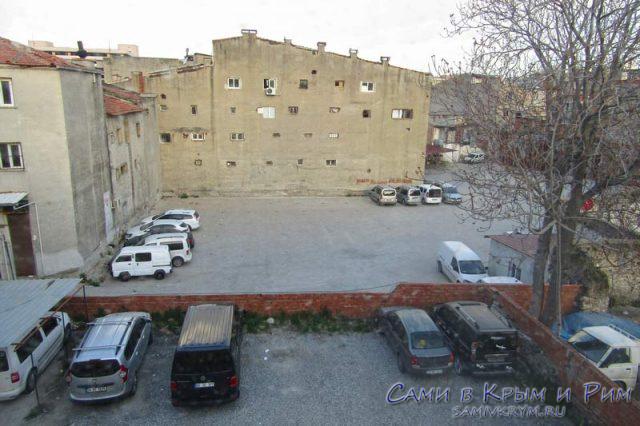 Парковка в Измире