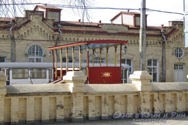 Исторический-трамвай