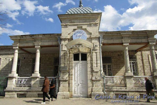 Красивые-здания-Пятигорска