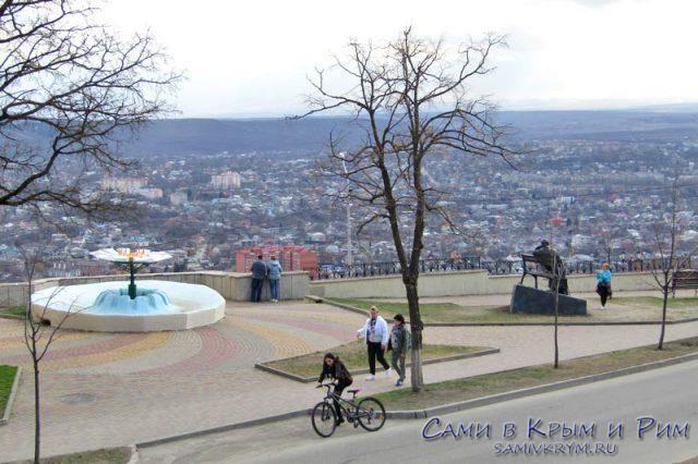 Прогулки по Пятигорску