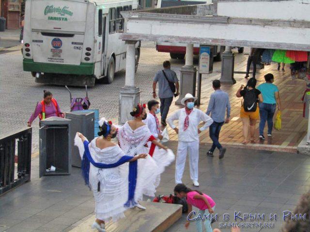 Мексиканские танцоры