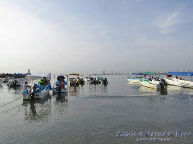 Морские-прогулки-в-Веракруз