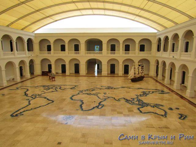 Морской музей Веракруз