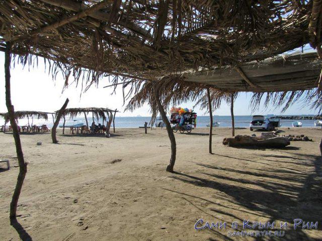 Пляж-Антон-Лизардо