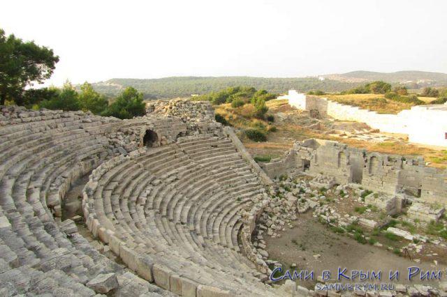 Старый амфитеатр
