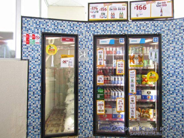 Цены в маркетах Веракруз